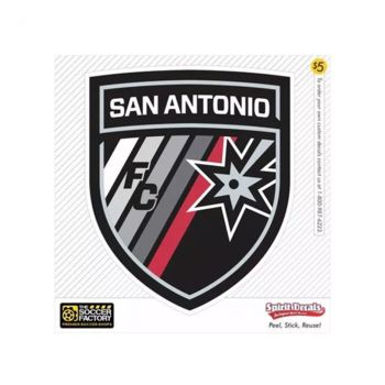 SAFC Window Decal Thumbnail