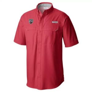 Columbia SAFC Offshore SS Shirt-Red Thumbnail