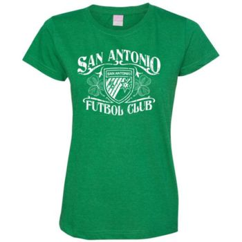 SAFC Women's St. Patricks Day Tee Thumbnail