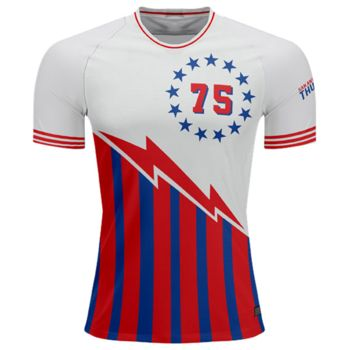 SAFC Thunder Alternate Jersey Thumbnail